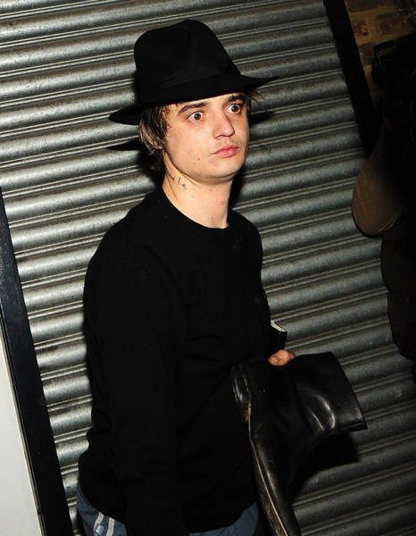 Photograph - Pete Doherty  by Paul Sutcliffe