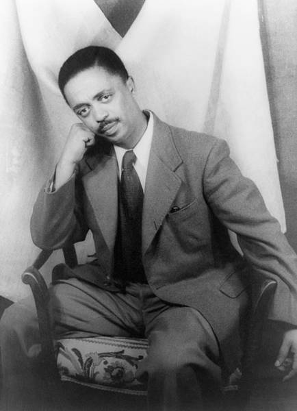 Wall Art - Photograph - Peter Abrahams (1919- ) by Granger