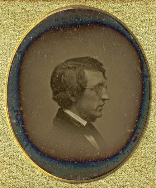 Geologist Wall Art - Photograph - Peter Lesley by American Philosophical Society