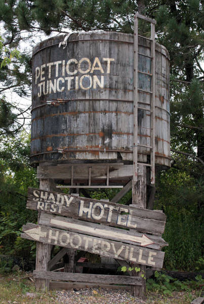 Photograph - Petticoat Junction by Kristin Elmquist