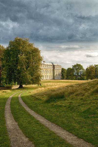 Photograph - Petworth House Under Grey Sky by Michael Hope