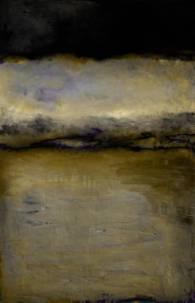 Painting - Pewter Skies by Michelle Calkins