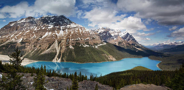 Peyto Lake Wall Art - Photograph - Peyto Lake by Gemma