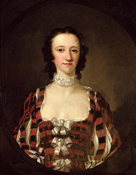 Heroine Photograph - Pg 1162 Flora Macdonald, 1747 by Richard Wilson