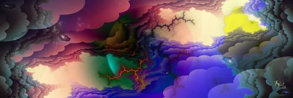 Digital Art - Ph-03 by Dennis Brady