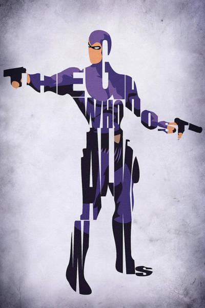 Digital Art - Phantom by Inspirowl Design