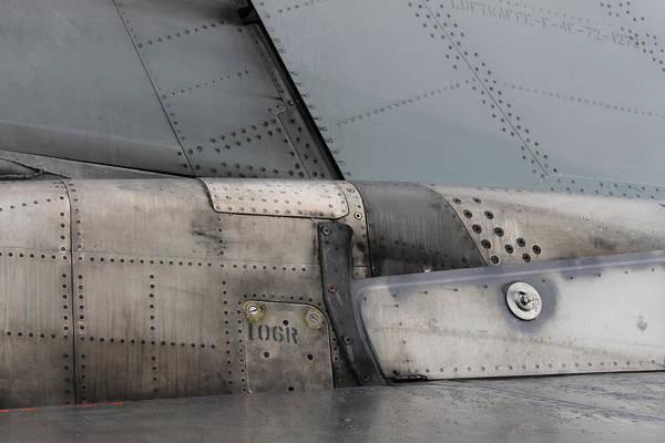 Interceptor Photograph - Phantom F4f German Airforce by Steve K