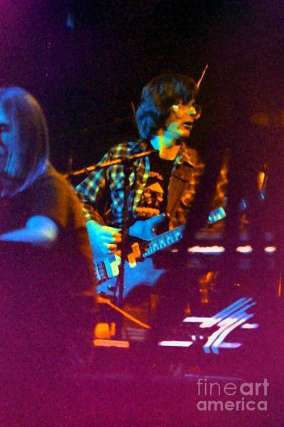 Phil Lesh Photograph - Phil Lesh  -  Grateful Dead by Susan Carella