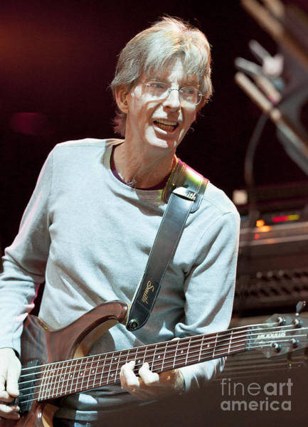 Phil Lesh Photograph - Phil Lesh by Chuck Spang