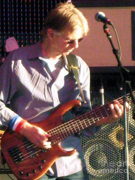 Phil Lesh Photograph - Phil Lesh Grateful Dead Furthur by Susan Carella