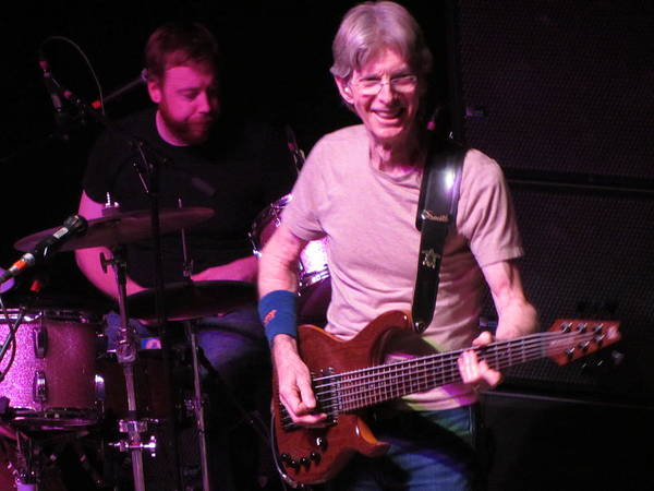 Phil Lesh Photograph - Phil Lesh - Musician - Bass Player  -  Celebrities -  Grateful Dead by Susan Carella