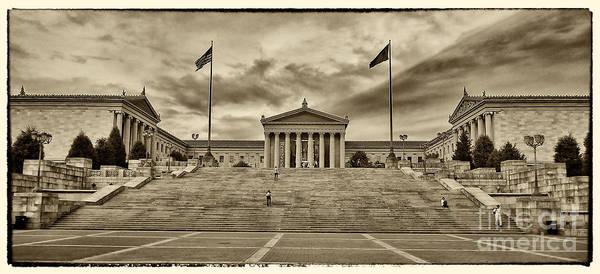 Wall Art - Photograph - Philadelphia Art Museum 4 by Jack Paolini