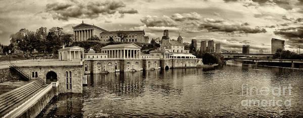 Wall Art - Photograph - Philadelphia Art Museum 8 by Jack Paolini