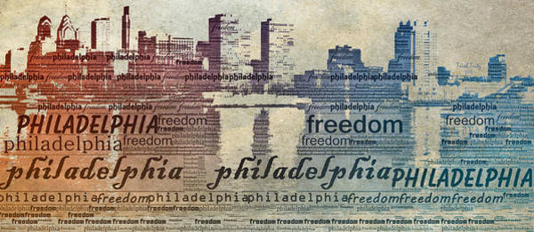 Photograph - Philadelphia Freedom by Trish Tritz