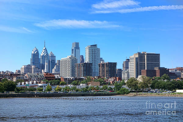 Photograph - Philadelphia Living by Olivier Le Queinec