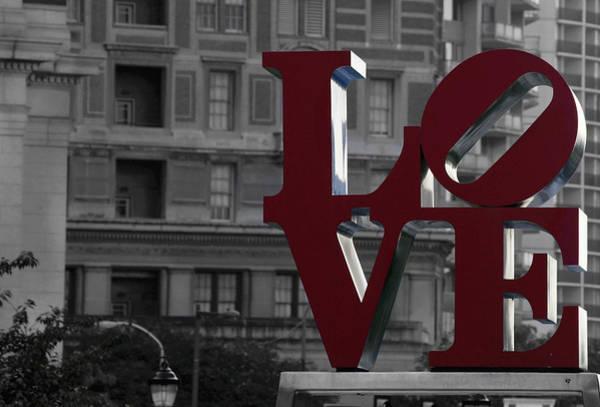 Philadelphia Love Art Print