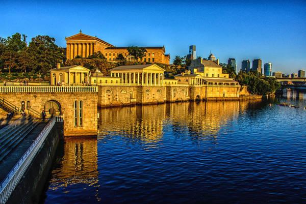 Photograph - Philadelphia Skyline by Louis Dallara