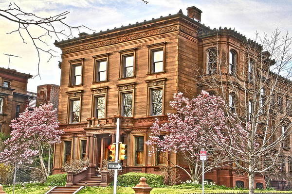 Photograph - Philly Fairmount View Two by Alice Gipson