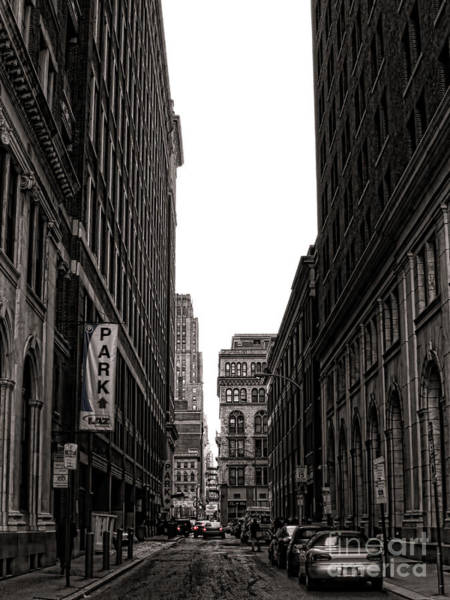 Photograph - Philly Street by Olivier Le Queinec