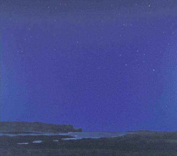 Prince Edward Island Painting - Phosphorescence by Terry Dunton Stevenson