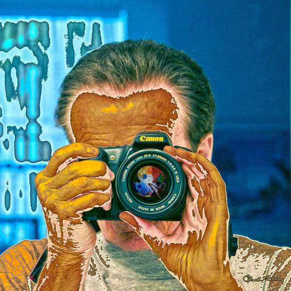 Photograph - Photographer by Chuck Staley
