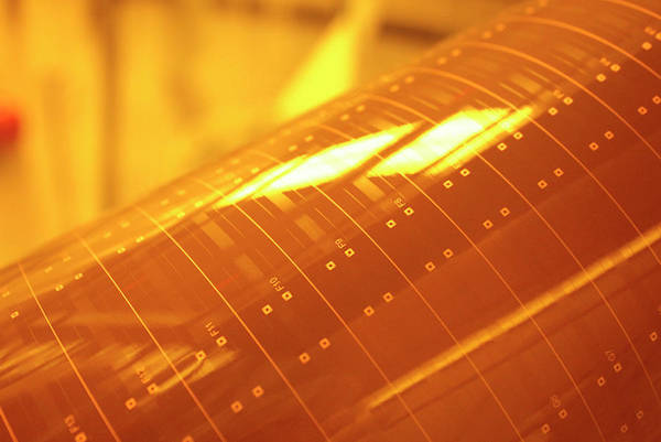 Prototype Photograph - Photonics Polymer by Ibm Research