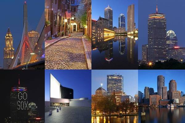 Photograph - Photos Of Boston by Juergen Roth