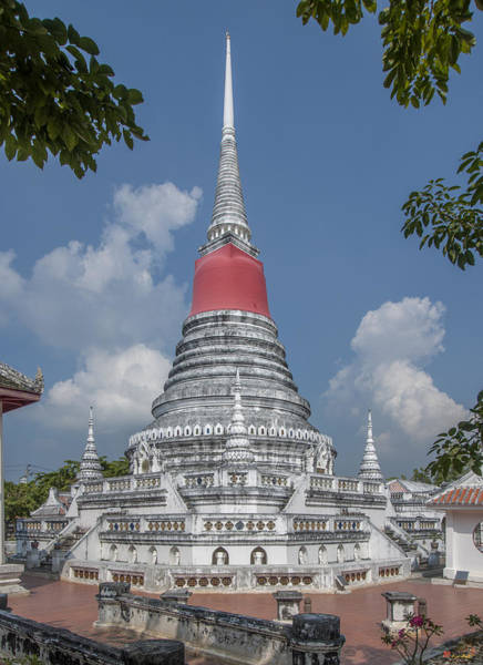 Photograph - Phra Samut Chedi Dthsp0055 by Gerry Gantt
