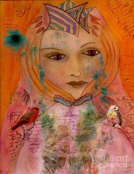 Wall Art - Mixed Media - Piano Fingers by Nancy TeWinkel Lauren