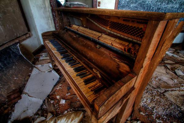 Piano Lessons Art Print
