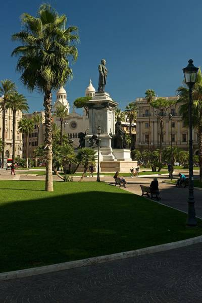Photograph - Piazza Cavour by Stephen Taylor