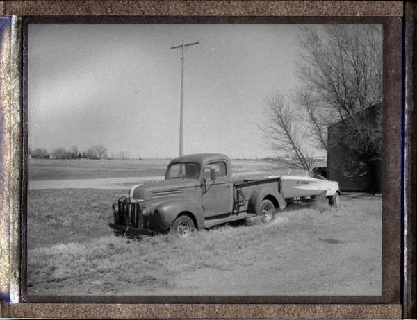Photograph - Pickup And Go Boating by HW Kateley