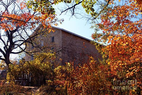 Photograph - Pickwich Mill by Larry Ricker