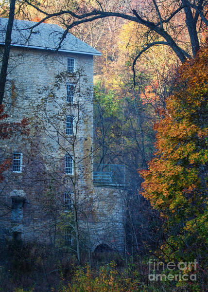 Photograph - Pickwick Mill Vertical by Kari Yearous