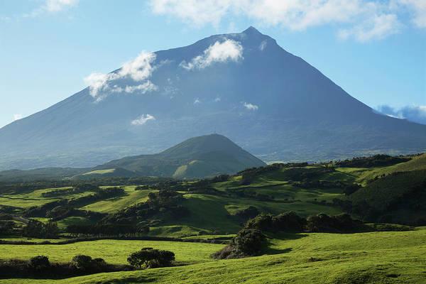 Wall Art - Photograph - Pico Mountain  Pico Island, Azores by Carl Bruemmer