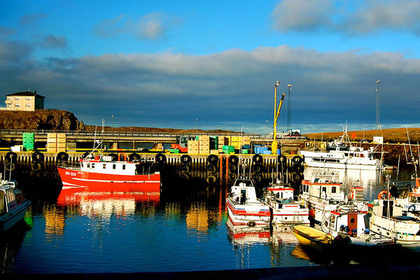Photograph - Picturesque Harbour by HweeYen Ong