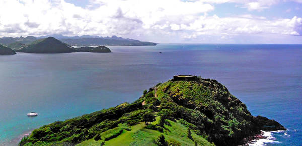 Photograph - Pidgeon Island Fort by Duane McCullough