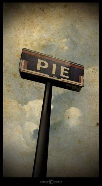 Photograph - Pie In The Sky by Tim Nyberg