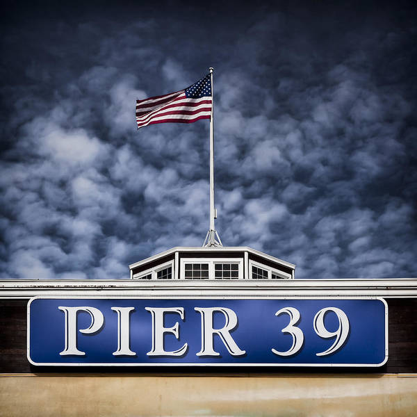 Pier 39 Art Print