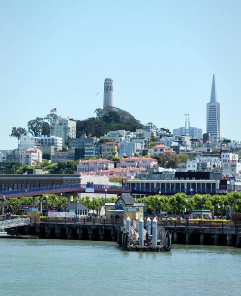 Pier 39, San Francisco Art Print