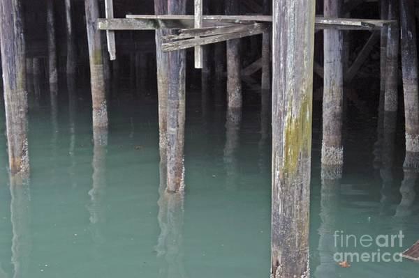 Photograph - Pier by Joseph Yarbrough