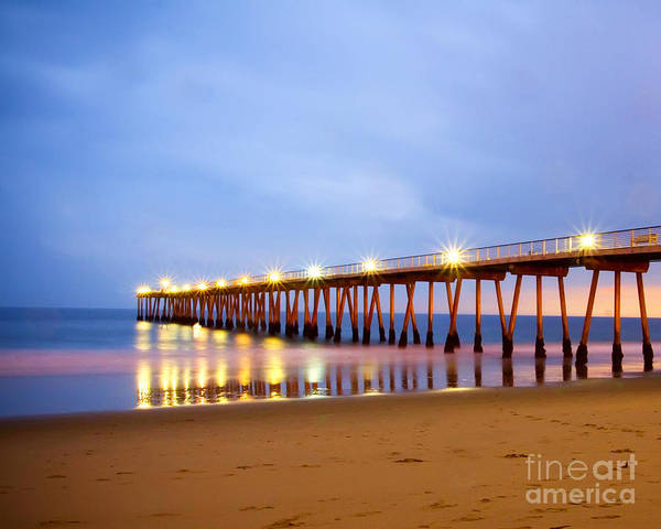 Wall Art - Photograph - Pier Review I by Katya Horner