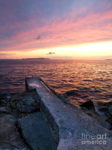 Losinj Photograph - Pier by Sinisa Botas