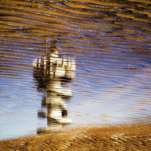 Wall Art - Photograph - Pier Tower by Dave Bowman