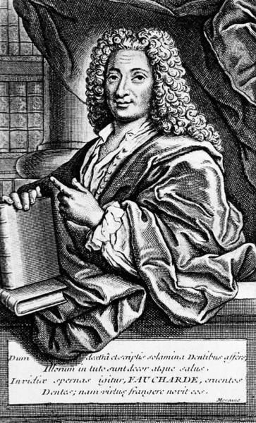 18th Century Photograph - Pierre Fauchard by National Library Of Medicine