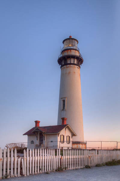 Photograph - Pigeon Point Lighthouse by Cliff Wassmann