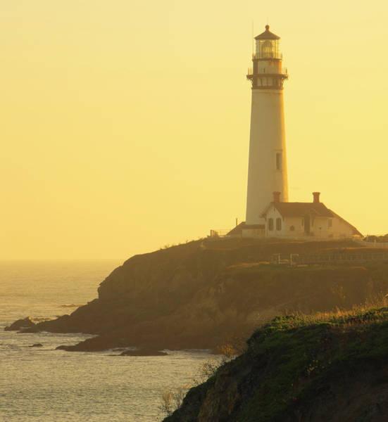 Wall Art - Photograph - Pigeon Point Lighthouse, Santa Cruz by Tom Norring