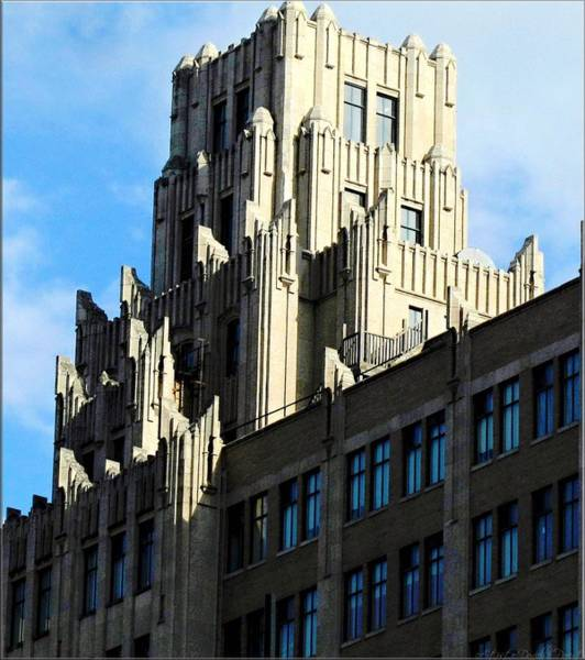 Photograph - Pigott Building by Danielle  Parent