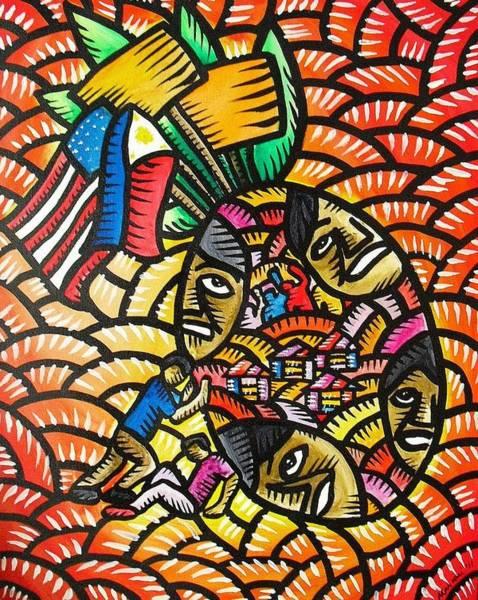 Painting - Piketlayn Cantata  by Marconi Calindas