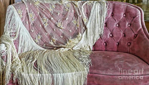Photograph - Pilar Sainz Soft Velvety Inviting by Diana Raquel Sainz